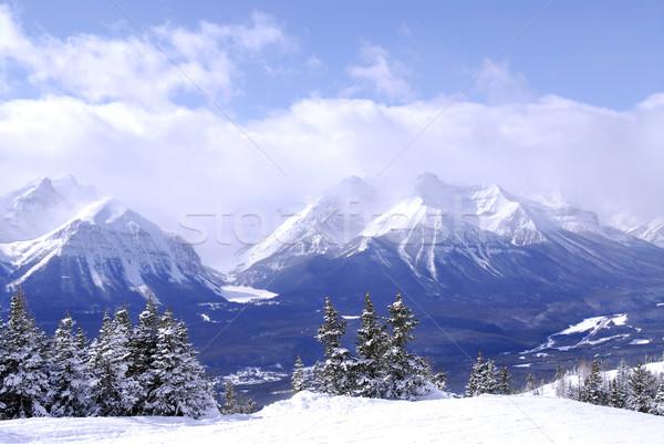 Mountains Stock photo © elenaphoto
