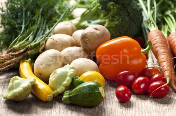 Vegetables Stock photo © elenaphoto