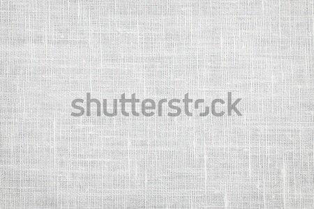 リネン ファブリック 白 テクスチャ 背景 ヴィンテージ ストックフォト © elenaphoto