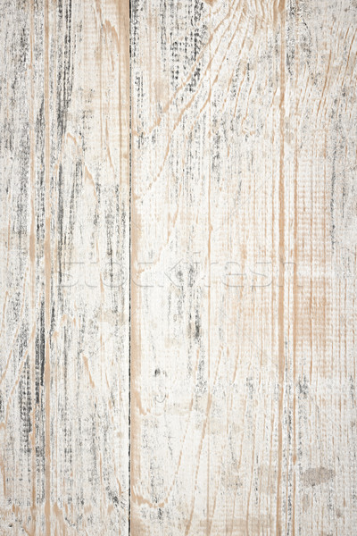 Distressed painted wood background Stock photo © elenaphoto