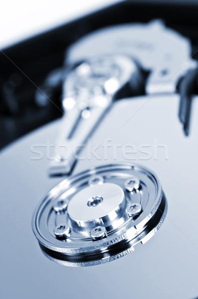 Disque dur détail disque interne Photo stock © elenaphoto