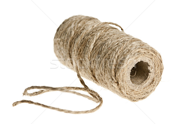 Spool of twine Stock photo © elenaphoto