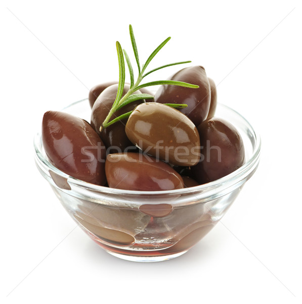 Kalamata olives Stock photo © elenaphoto