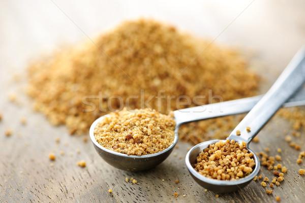 Cocotier sucre organique santé Photo stock © elenaphoto
