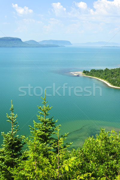 Lake Superior Stock photo © elenaphoto