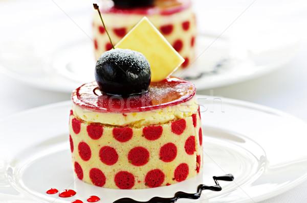 Desserts Stock photo © elenaphoto
