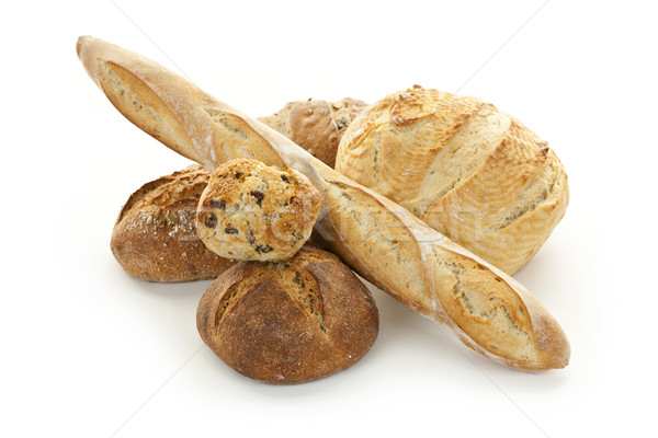 Various breads Stock photo © elenaphoto