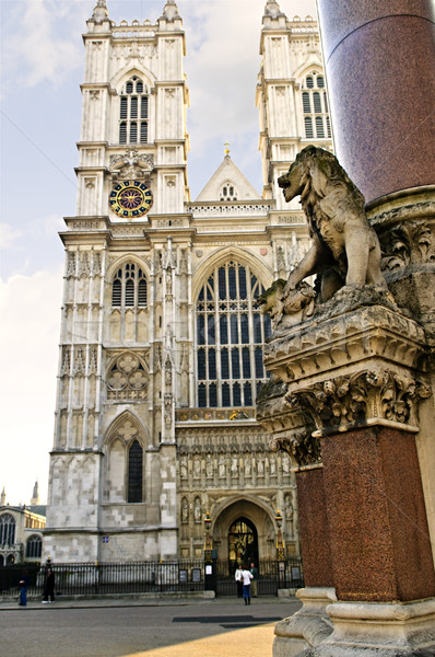 Westminster Abbey Stock photo © elenaphoto