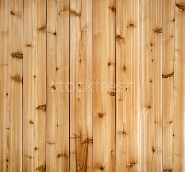 Cedar plank background Stock photo © elenaphoto