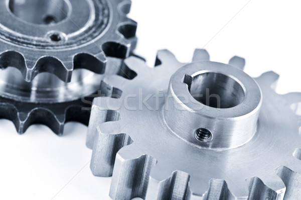 Gears Stock photo © elenaphoto