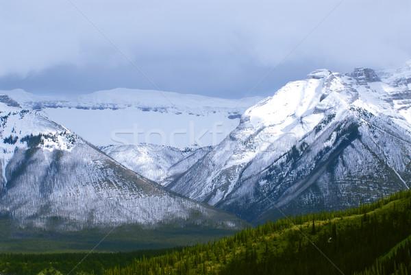 Mountain landscape Stock photo © elenaphoto