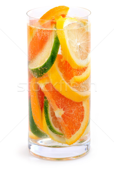 Citrus beverage Stock photo © elenaphoto