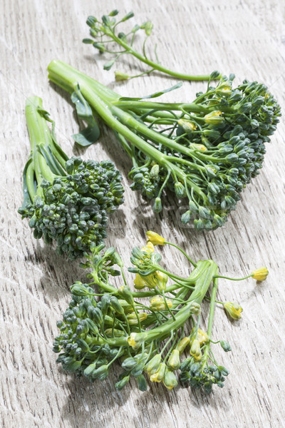 Broccoli florets Stock photo © elenaphoto