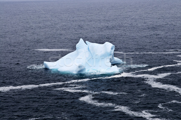 Melting iceberg Stock photo © elenaphoto