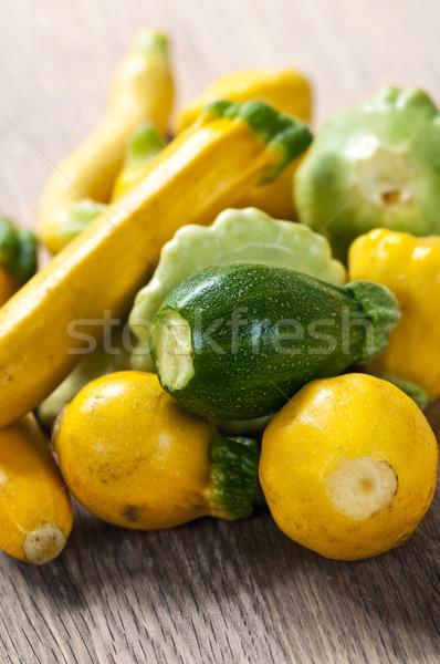 Zucchinis Stock photo © elenaphoto