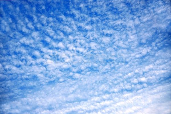 Sky background Stock photo © elenaphoto