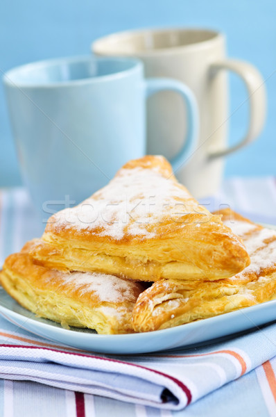 Apple turnovers pastries Stock photo © elenaphoto