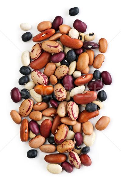 Dry beans Stock photo © elenaphoto