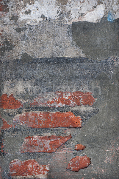 Bricks and mortar Stock photo © elenaphoto
