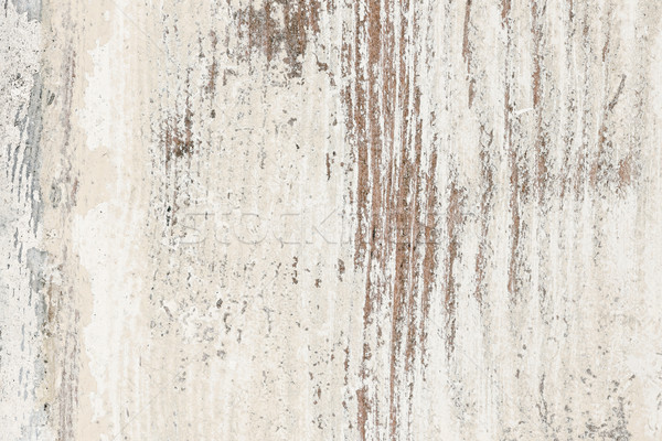 Stockfoto: Oude · geschilderd · oud · hout · muur · textuur