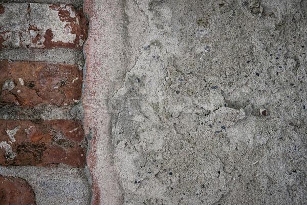 Old wall detail Stock photo © elenaphoto