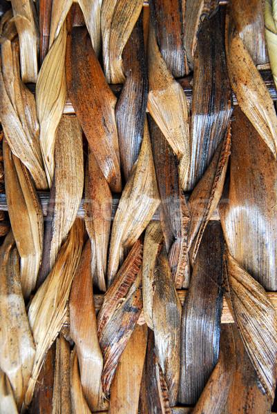 Basket weave Stock photo © elenaphoto