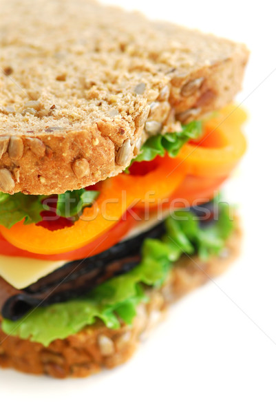 Sandwich Stock photo © elenaphoto