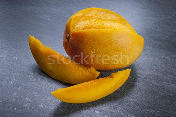Mango fruit Stock photo © elenaphoto