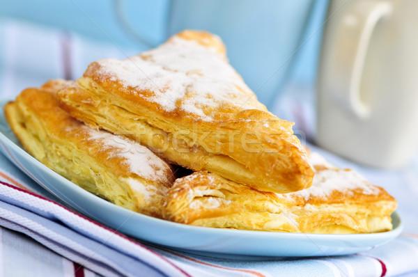 Apple turnovers pastries Stock photo © elenaphoto