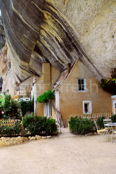 Caves in Dordogne, France Stock photo © elenaphoto