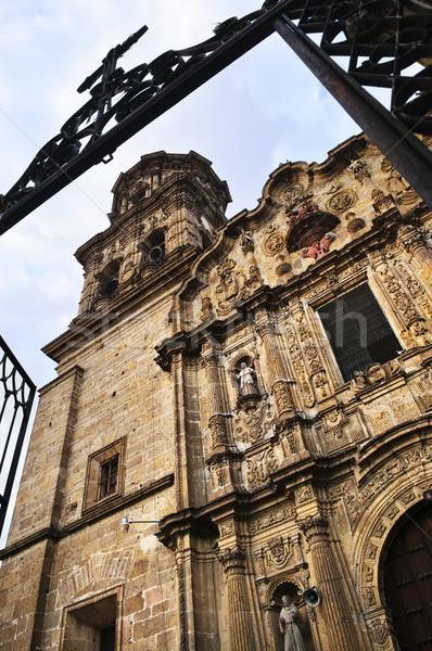 Temple of Ascension in Guadalajara, Jalisco, Mexico Stock photo © elenaphoto