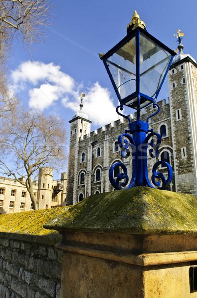 Tower of London Stock photo © elenaphoto
