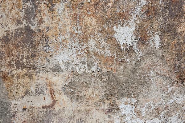 Old painted wall Stock photo © elenaphoto