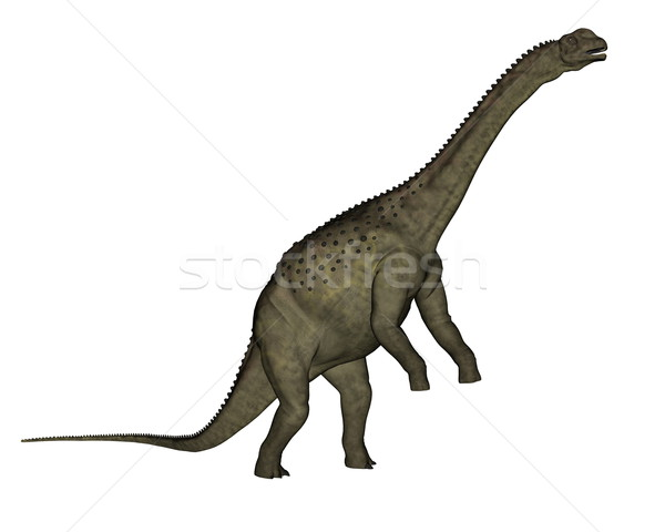 Uberabatitan dinosaur - 3D render Stock photo © Elenarts