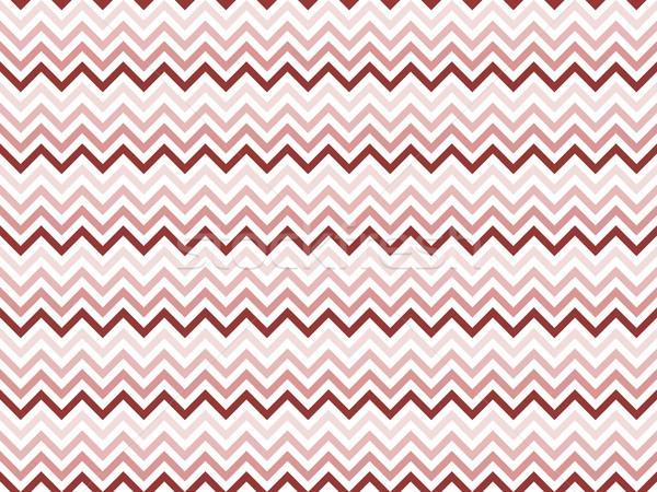 ジグザグ パターン シームレス 異なる 赤 色 ストックフォト © Elenarts