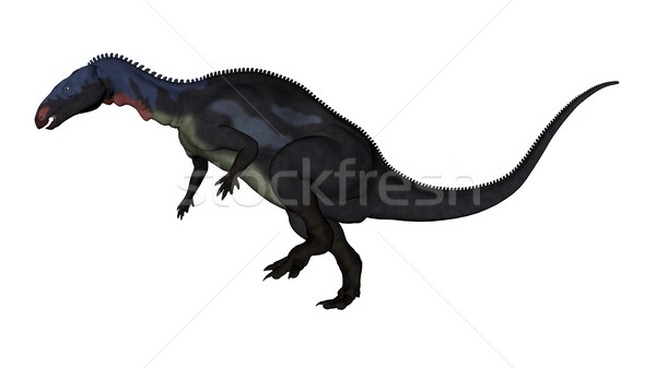 Camptosaurus dinosaur - 3D render Stock photo © Elenarts