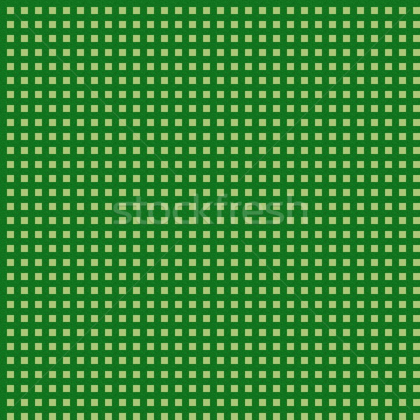 Sin costura mantel patrón hierba verde fondo cocina Foto stock © Elenarts