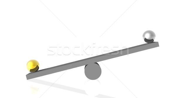 Imbalance Stock photo © Elenarts
