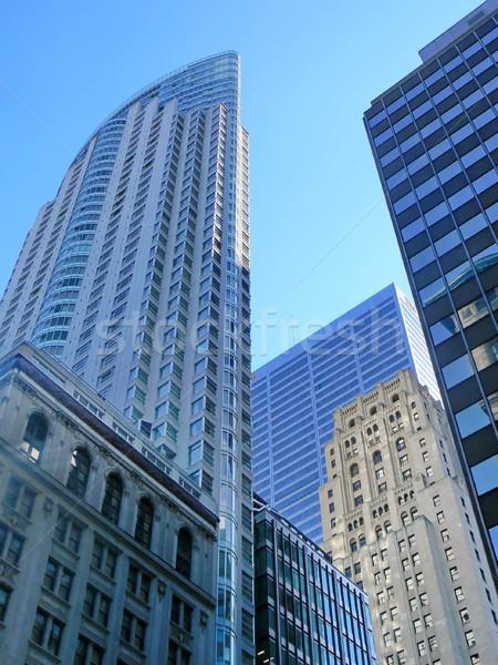 Небоскребы Торонто Канада несколько небоскреба красивой Сток-фото © Elenarts