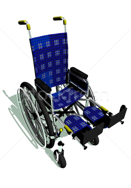 Wheelchair Stock photo © Elenarts