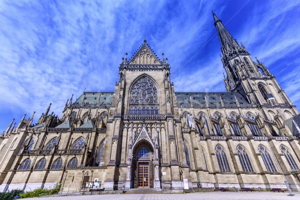 New Cathedral of the Immaculate Conception, Neuer Dom, Linz, Austria Stock photo © Elenarts