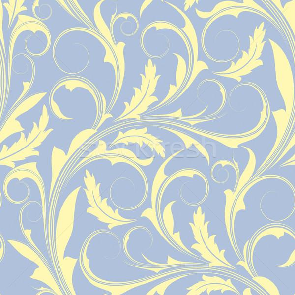 黄色 植物 テクスチャ 抽象的な 壁紙 ストックフォト © ElenaShow