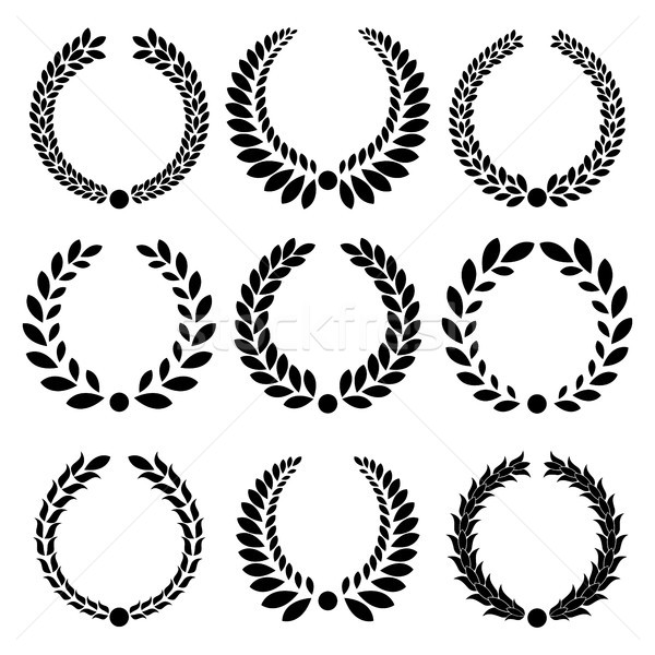 Laurel wreath Stock photo © ElenaShow