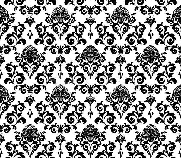 Узоры на весь лист черно белые распечатать