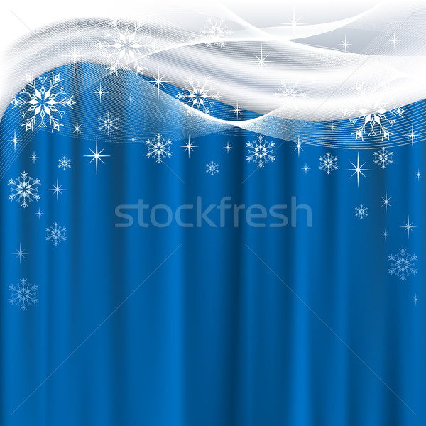 Christmas background Stock photo © ElenaShow