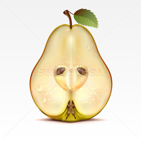 Pear Stock photo © ElenaShow