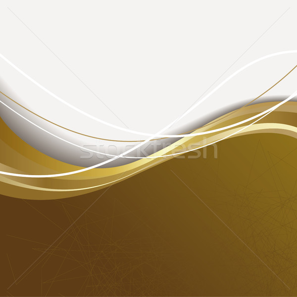 Brun blanche or vague texture design Photo stock © ElenaShow