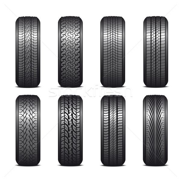 Tires Stock photo © ElenaShow