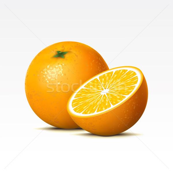 Orange Stock photo © ElenaShow