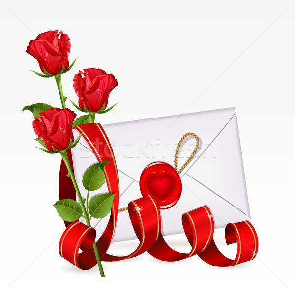 Valentine background Stock photo © ElenaShow